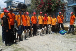 Help us to train Nepalese Rescue Workers
